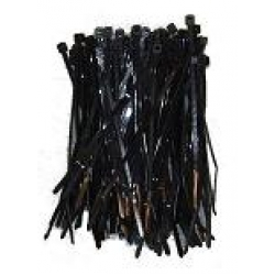 Cable Tie 100mm Black