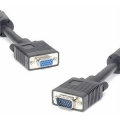1m VGA Male - Female Extension Cable
