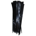 Cable Tie 300mm Black