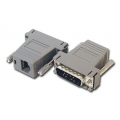 D15 Male to RJ45 Adaptor
