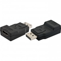 Display Port M to HDMI F Adaptor (Uni-directional)