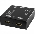 2 WAY HDMI SPLITTER 1 IN 2 OUT