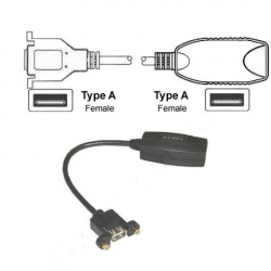 USB ACTIVE EXTENDER WALLMOUNT