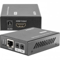 HDMI OVER SINGLE CAT6 EXTENDER WITH IR & HDMI LOOP OUT
