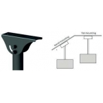 22PLBC44 CEILING MOUNT BRACKET TILT 32-55""