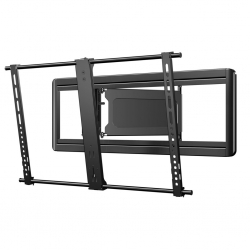 SANUS VLF613 Premium Super Slim Full Motion TV Wall Mount Tilt Bracket 40-80""