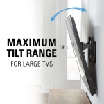 SANUS VLT6 Premium Advanced Tilt TV Wall Mount Bracket 46-90""