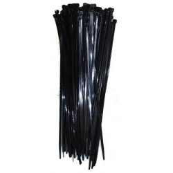 Cable Tie 380mm Black