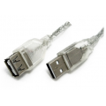 A Type Male to A Type Female USB Cable