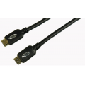 1m High Speed With Ethernet Gold HDMI Cable V1.4